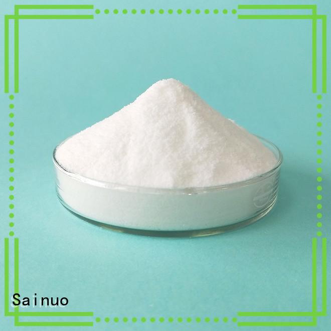 Sainuo white flake pe wax factory for coating powder
