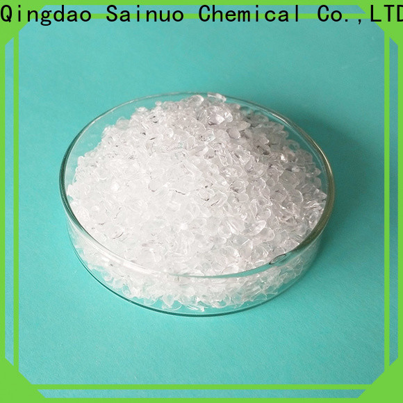 Sainuo Good light dispersion Eva wax company for high filling system and flame retardant PS/ABS processing system