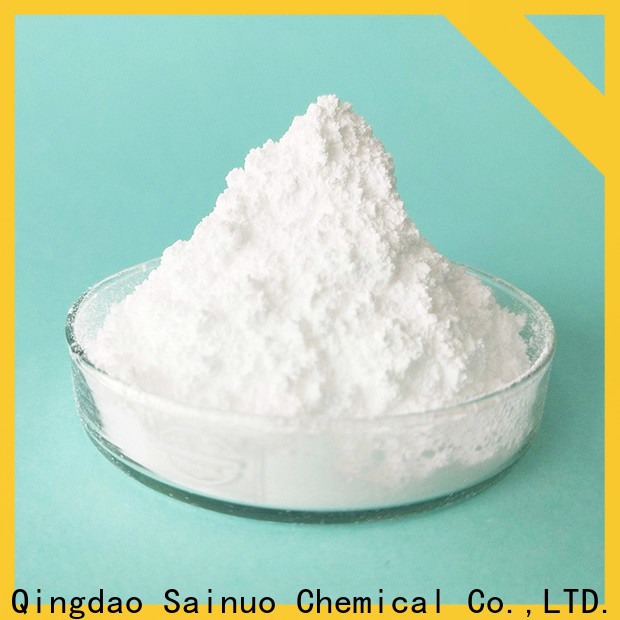 Sainuo Best Good adhesion zinc stearate Suppliers used as flat agent
