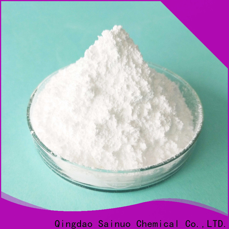 Sainuo New calcium stearate factory Suppliers used as mold release agent