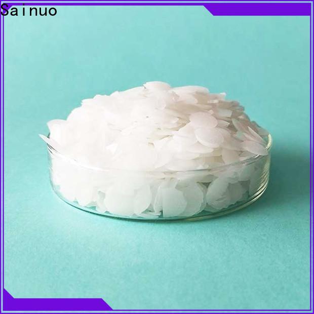 Sainuo New polyethylene wax manufacture company for asphalt modification