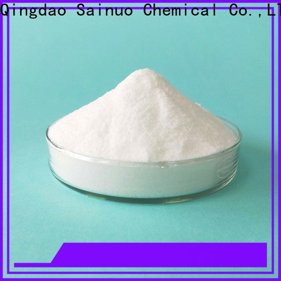 Sainuo polyethylene wax for color masterbatch factory for color masterbatch