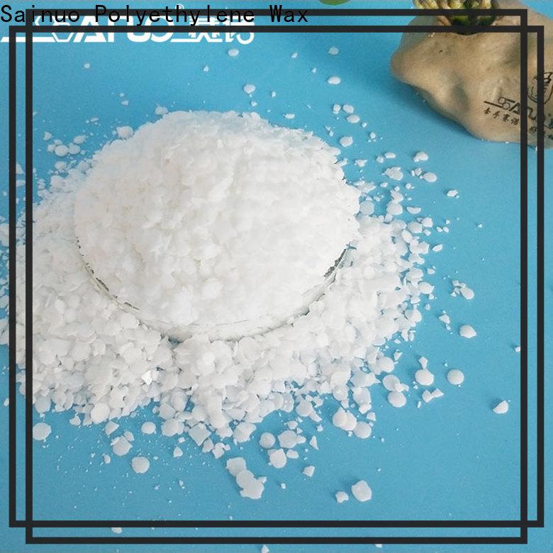 pe wax manufacturers & White granule Eva wax
