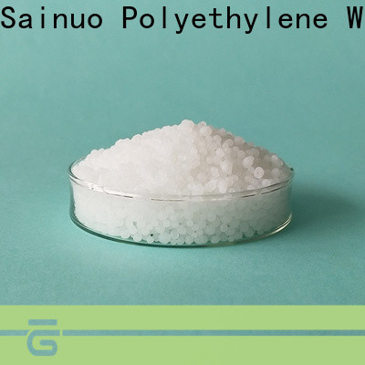 High-quality oxidized pe wax manufacturers for business for plastic processing